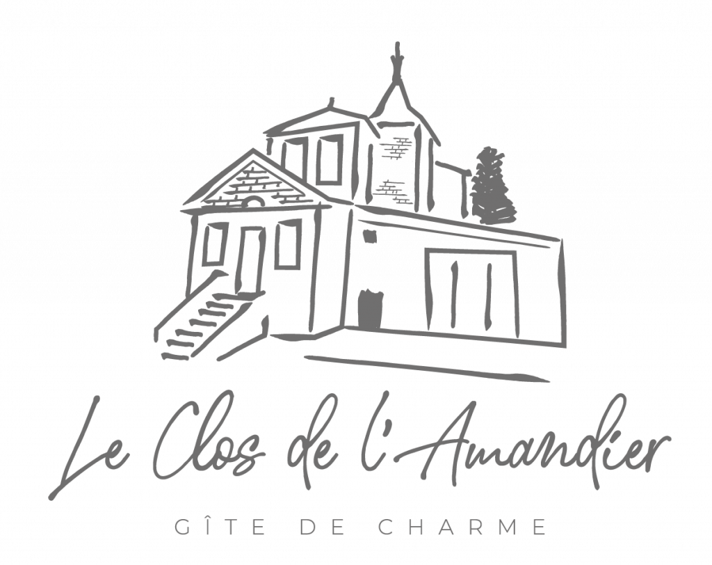 Logo Le Clos de l'Amandier